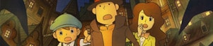 Nintendo DS - Professor Layton and the Last Specter Cheats cheats
