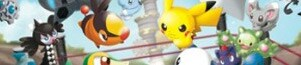 Nintendo 3DS - Pokemon Rumble Blast Cheats