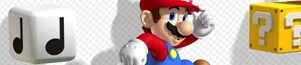 Nintendo 3DS - Super Mario 3D Land Cheats