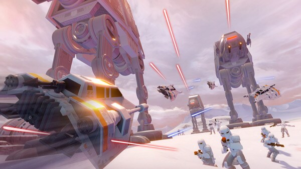 Disney Infinity 3.0 Review Screenshot