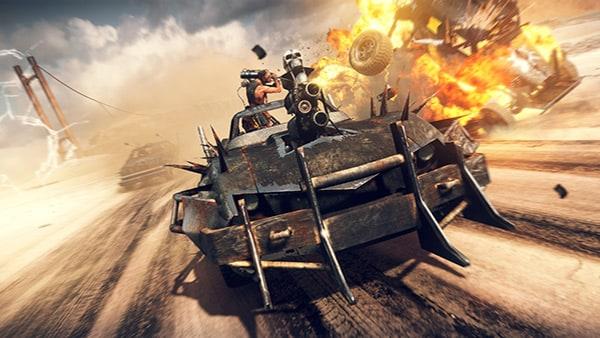 Mad Max Review Screenshot