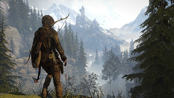 Rise of the Tomb Raider Review Screenshot