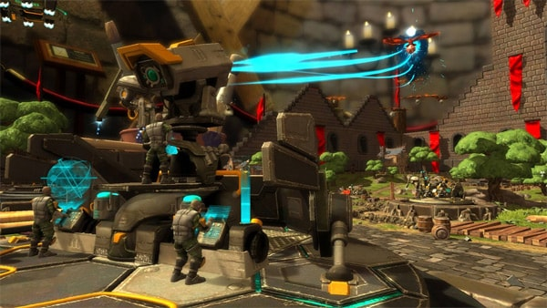 Toy Soldiers: War Chest Review Screenshot