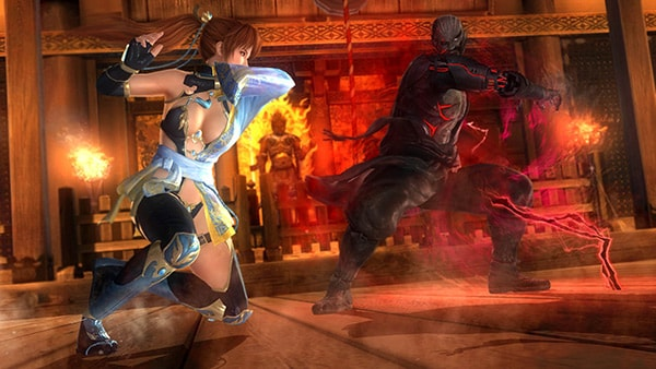 Dead or Alive 5: Last Round Review Screenshot