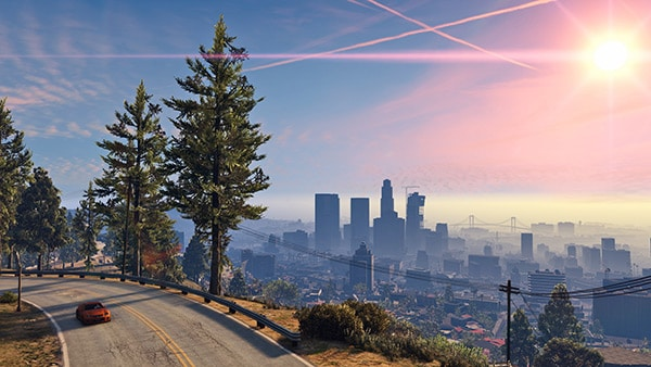 Grand Theft Auto V Review Screenshot