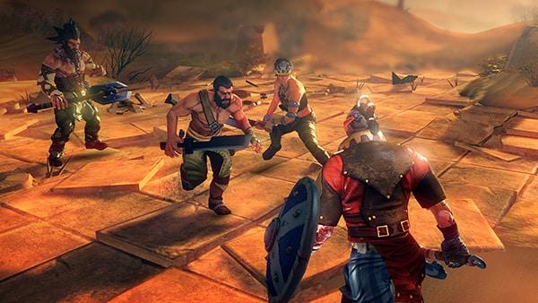 <em>Hand of Fate</em> Review Screenshot