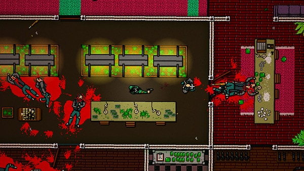 Hotline Miami 2: Wrong Number Review Screenshot