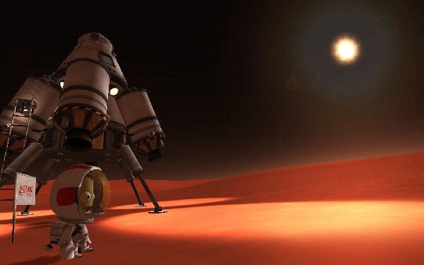 Kerbal Space Program Review Screenshot