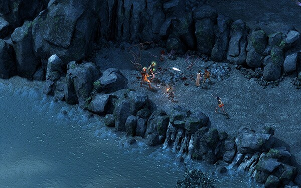 Pillars of Eternity Review Screenshot