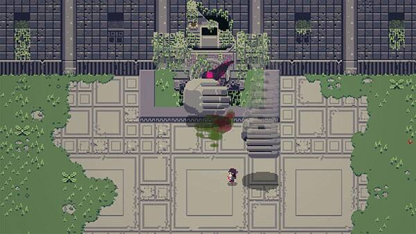 Titan Souls Review Screenshot