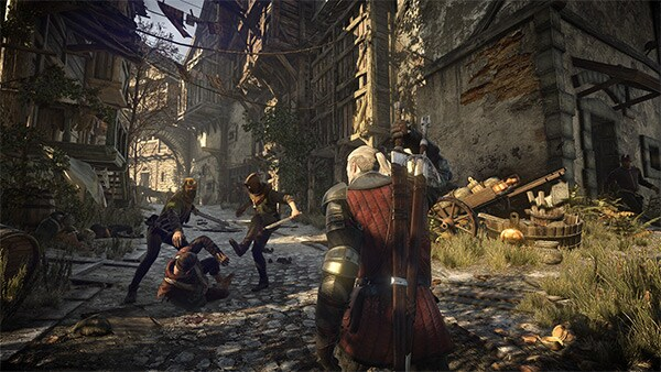 The Witcher 3 - Wild Hunt Review Screenshot