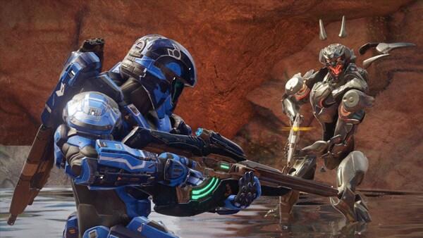 Halo 5: Guardians Review Screenshot