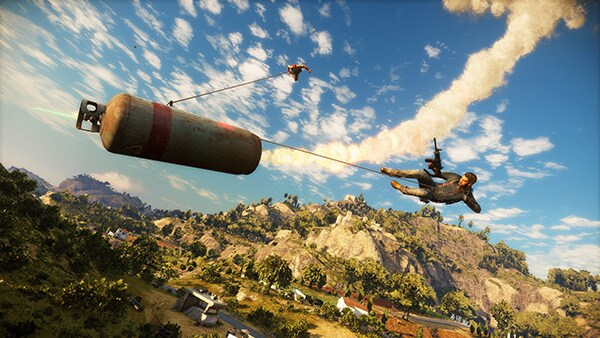 Just Cause 3 Review Screenshot