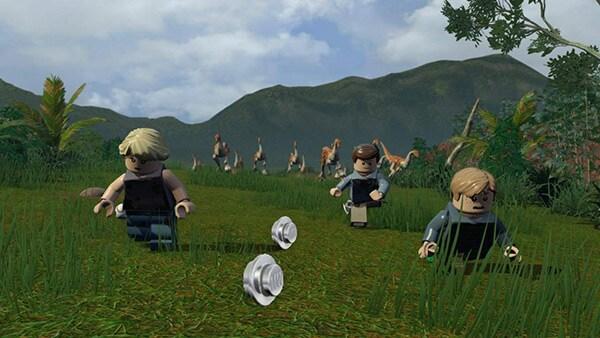 LEGO Jurassic World Review Screenshot