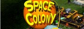 Space Colony HD Savegame
