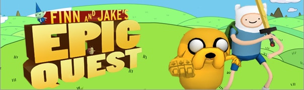Adventure Time: Finn and Jake's Epic Quest Cheats