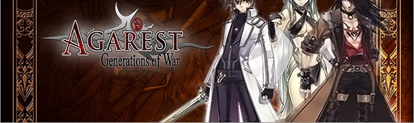 Agarest: Generations of War Trainer