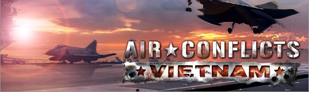 Air Conflicts: Vietnam Cheats for Playstation 3