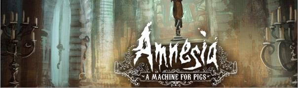 Amnesia: A Machine for Pigs Cheats