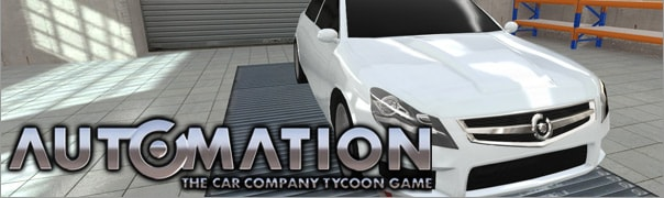 Automation - The Car Company Tycoon Game Trainers, Cheats and Codes for PC