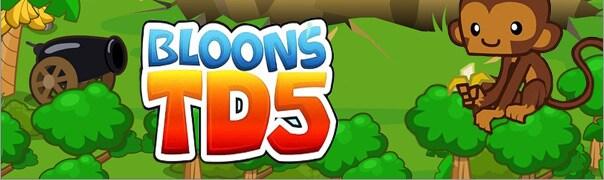 Bloons TD5 Deluxe Cheats