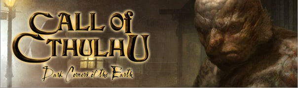 Call of Cthulhu: Dark Corners of the Earth Cheats