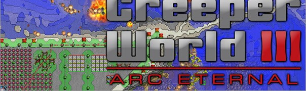 Creeper World 3 Arc Eternal Trainer, Cheats for PC