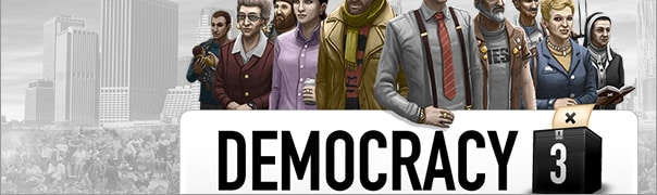 Democracy 3 Trainer, Cheats for PC
