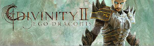 Divinity 2: Ego Draconis Trainer, Cheats for PC