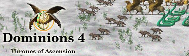 Dominions 4: Thrones of Ascension Cheats