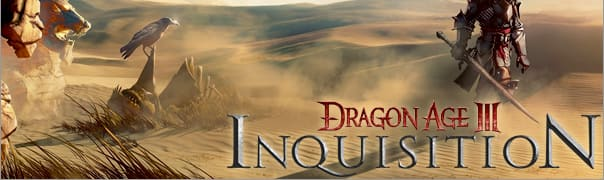 Dragon Age III: Inquisition Cheats