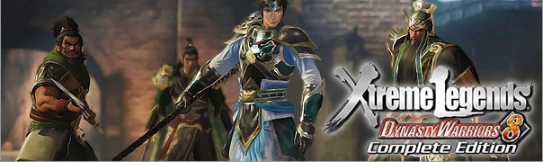 Dynasty Warriors 8 Xtreme Legends Complete Edition Cheats