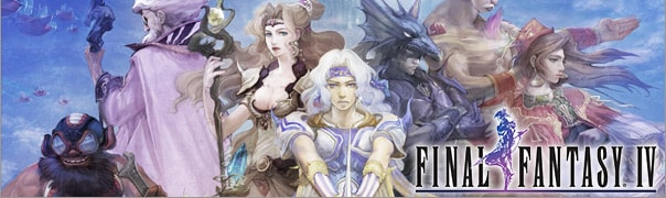 Final Fantasy IV Cheats