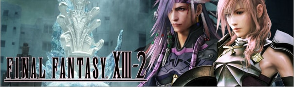 Final Fantasy XIII-2 Cheats