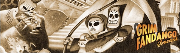 Grim Fandango - Remastered Message Board for Playstation 4
