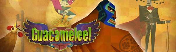 Guacamelee Message Board for Playstation Vita