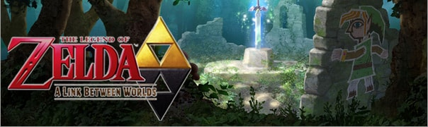 Legend of Zelda: A Link Between Worlds, The Cheats