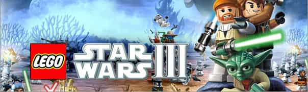 LEGO Star Wars 3: The Clone Wars Trainer