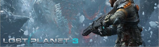 Lost Planet 3 Trainer, Cheats for PC