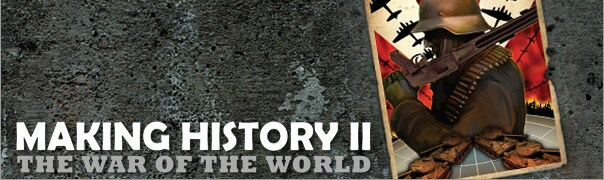 Making History II: The War of the World Cheats