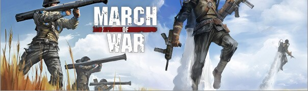 March of War Cheats