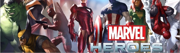Marvel Heroes Trainer, Cheats for PC