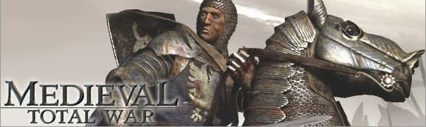 Medieval: Total War Cheats