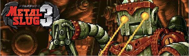 Metal Slug 3 Cheats