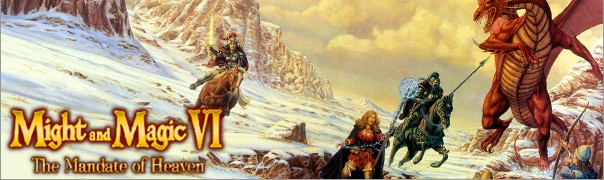 Might & Magic 6: The Mandate of Heaven Cheats
