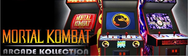 Mortal Kombat Arcade Kollection Cheats for XBox 360