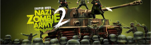 Sniper Elite: Nazi Zombie Army 2 Trainer, Cheats for PC