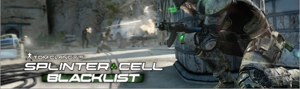 Splinter Cell: Blacklist Trainer, Cheats for PC