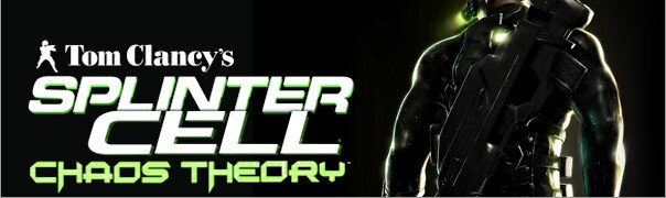 Splinter Cell: Chaos Theory Cheats