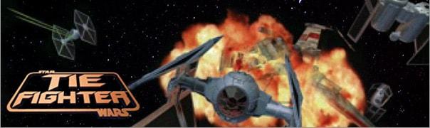 Star Wars: Tie Fighter Cheats